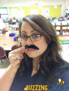 Lorax Day for Read Across America: Wear mustaches to school!  Read Across America Celebration: Fun Events All Week Long!