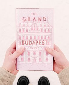 The Grand Budapest Hotel, inspired in part by the writings of Stefan Zweig