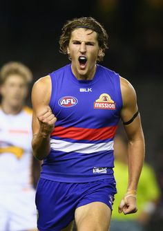 Australian Football League, West Coast Eagles, Western Bulldogs, Rugby Men, Athletic Men, Great Team, Family Goals, Doggies, Jazz