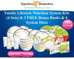 Family Lifestyle Nutrition System Kits (4 Sets) & 3 FREE Bonus Books & 4 System Discs. Improve Eating Habits Scientifically – Tested by 10,000 + Customers