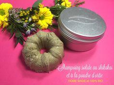 Un shampoing solide home made au shikakai et à la poudre d'ortie 100% bio - Venus Mag
