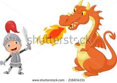 Ridders En Kastelen Stockillustraties & cartoons   Shutterstock