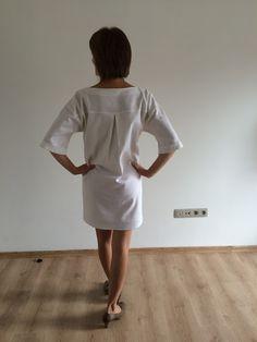 Mijn nicht Elizabeth contacteerde me onlangs, zou je voor mij een op maat gemaakte jurk kunnen maken? Ik aarzelde even, op maat gemaa...