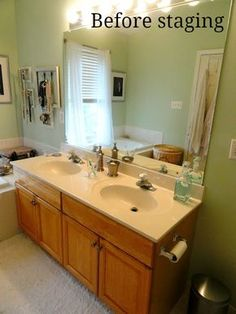 Rachel's Nest: Staging our home - part 2. Get your home ready to sell. #sellmyhome #dfwhomes www.CowtownRealEstateGroup.com