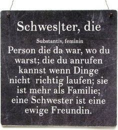 XL Shabby Vintage Schild Dekoschild SCHWESTER Holzschild Geschenk Weihnachten Geburtstag Sister Quotes Images, Love Me Quotes, Men Quotes, Amazing Quotes, Life Quotes, Positive Vibes, Positive Quotes, Sister Christmas Presents, Little Sister Gifts