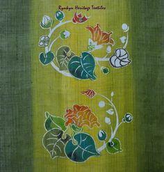 okinawa bingata fabric
