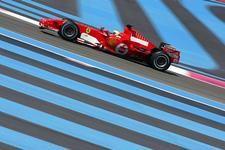 Testing - Felipe Massa (BRA) Ferrari Formula One Testing, Paul Ricard HTTT, France. 16 May 2006. World © Patching/Sutton
