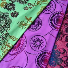 Fresh fabrics