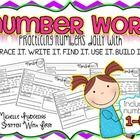 This FREE packet includes practice pages for numbers 1 - 50. The practice pages include a trace it, write it, find it, use it and build it piece fo...