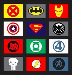 Comic Book Superhero Quilt tutorial