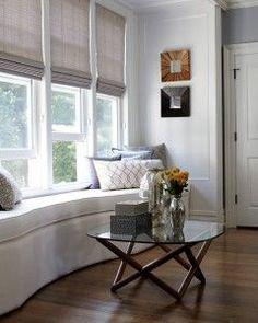 Window-Seat. Great Window-Seat Idea! #WindowSeat