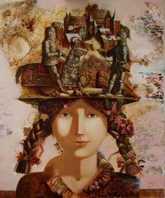 Artodyssey: Anna Berezovskaya - Anna Bereza - Анна Березовская
