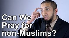 Can We Pray for Non Muslims? Nouman Ali Khan, Muslim Family, Islam Religion, Islamic Videos, Islamic Pictures, Hadith, Picture Quotes, To My Daughter, Inspire Me