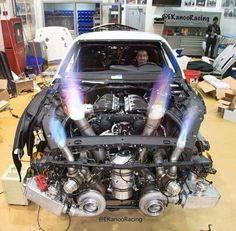 - Custom cars and motorcycles Us Cars, Sport Cars, Chevy, R35 Gtr, Nissan Skyline, Gtr Nissan, R32 Skyline, Race Engines, Drifting Cars