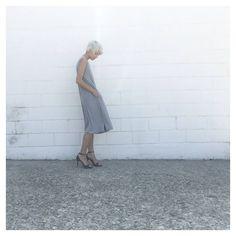 We make it effortless // In Dress DB2 ($108) #oakandfort