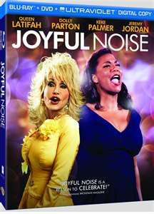 Joyful Noise. If your a fan of Dolly or Queen then you'll like this movie.