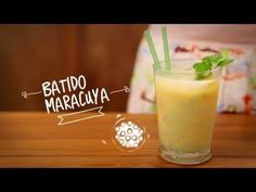 Receta de Batido de maracuyá - Leche Condensada NESTLÉ - Nestlé Argentina
