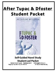"""This NO PREP Novel Unit Packet contains16 self-guiding lessons  for a student-led or teacher-led novel unit for 30-60 minute periods.NO PREP PACKET INCLUDES:Each day in the packet includes:- A focus skill/objective- Pre-reading """"Do Now"""" question- Daily novel page numbers to read- Mid-read vocabulary words and comprehension questions- Post-reading literal/inferential questions and writing tasks. - A week-long final project guide- An adaptable (CCSS-aligned) lesson plan applicable to all 16…"""