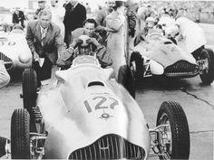 #127 Paul Pietsch (D) - Veritas Meteor (Veritas 6) gearbox (7) Motor-Presse-Verlag #130 Bernd Nacke (Gunther Bechem) (D) - BMW (eigenbau) (BMW 6) spark plugs (30) Privateer