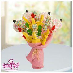 Renkli Şeker Çiçeklerle Ofiste Keyifli Bir Ortam Yaratın 💐🎁>> https://www.sekersef.com/marsmelov-surprizi/#sekersef #şekerşef #marşmelov #jelibon #hediye #buket #kişiyeözel #mesajlı #bonbon #şekerçiçek #şekerbuket #şeker