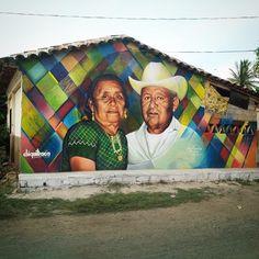 El gran ➡️@irving_cano_art ⬅️del #colectivochiquitraca rifando con este muro en #Oaxaca #streetartmexico ✌️✌️✌️#graffitimexico #streetartchilango #mexico #df #chingon #chido #mexicomagico #streetart #street #streetphotography  #sprayart #urban #urbanart #urbanwalls #wall #wallporn #graffitiigers  #art #graffiti #instagraffiti #instagood #artwork #mural #graffitiporn  #streetartistry  #streetarteverywhere