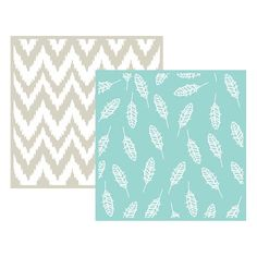Lifestyle / QuicKutz Embossing Folder - Feather