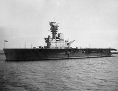 HMS Hermes(95) the first purpose designed aircraft(although IJN Hosho was the first to be commissioned). Built by Armstrong Whitworth & commissioned 18/02/24. 10/39 assigned to Dakar to cooperate wth French Navy. 06/40 with creation of Vichy France blockaded Dakar & attempted to sink battleship Richlieu. 02/41 acted as support to allied forces in Italian Somaliland. Similar operations 04/41 in Persian gulf during Anglo-Iraqi war. Sunk by Jap Dive Bombers on 09/04/42 with loss of 307 men.