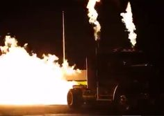 We never get tired of watching Bob Motz do what he does best! Check out this demonstration of what a jet truck can really do at the Orlando Speedworld Dragway!