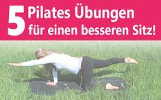 Header-Pilates-Übungen