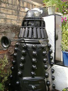 DIY Dalek Composter