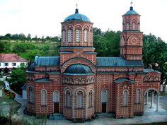 Monastery Djunis-Sebia