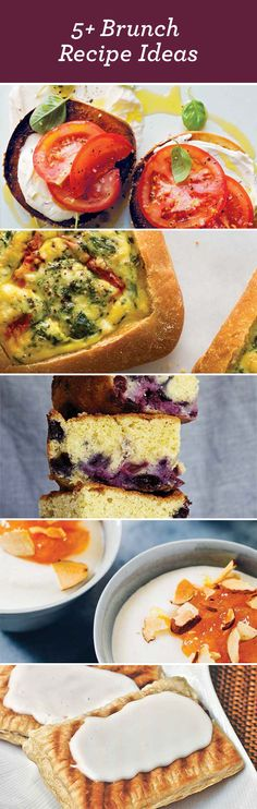 5+ Breakfast & Brunch Recipe Ideas from Breville's Food Thinkers