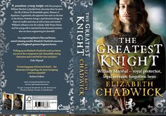 The Greatest Knight.  New UK cover for my bestselling novel about the great William Marshal