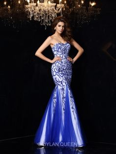Long evening dresses 2015 prom gown
