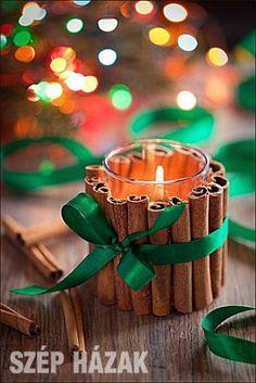 Karácsonyi dekoráció - Szép Házak