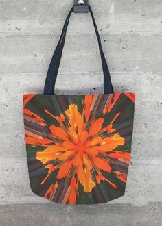 VIDA Statement Bag - Ive got thyme tomato by VIDA akfabD