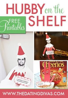 My hubby will just love finding these coupons each morning! www.TheDatingDivas.com #craft #showhimthelove #elfontheshelf