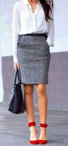 #Work Outfit #Trendy Insanely Cute Work Outfit