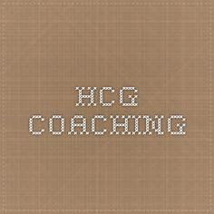 HCG Coaching