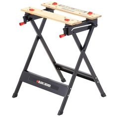 BLACK+DECKER Workmate Sawhorse and Vise
