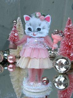 Vintage Inspired Christmas PiNk SuGaR SwEeT by saturdayfinds