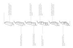 Image 22 of 26 from gallery of Float House / Omar Gandhi Architect. Gandhi, Cluster House, Concept Diagram, House And Home Magazine, How To Plan, Math Equations, Gallery, Architecture, Presentation
