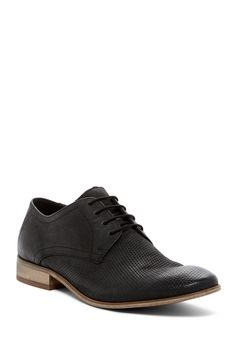 Muddy Perforated Derby by Frank Wright on @nordstrom_rack