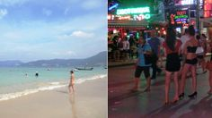 See related links to what you are looking for. Thailand Tourism, Patong Beach, Beach Wallpaper, Beach Resorts, Cool Watches, Around The Worlds, Museum, Luxury, Water