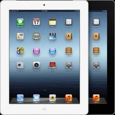 Apple iPad 3rd Generation 32GB Tablet w/ 9.7in Retina Display, Wi-Fi Black White http://zingxoom.com/d/cwHHJ7Ty