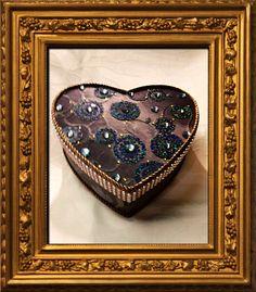Das ist die Box für das Herz meiner Freunde aus Madrid.