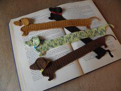 Teckel boekenleggers