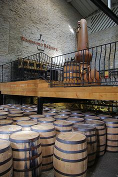Woodford Reserve Bourbon Distillery Tour.......we toured this distillery. It was beautiful!
