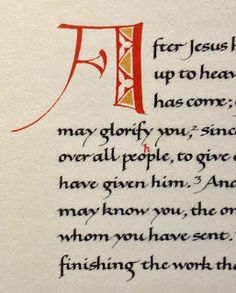 Bow Valley Calligraphy Guild: Workshops