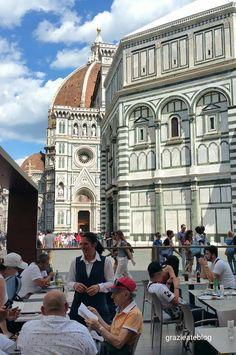 Vale a pena visitar Firenze em agosto?